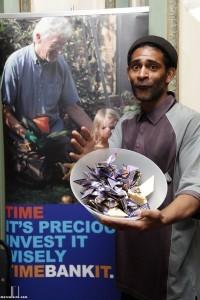 Time Bank member Paul